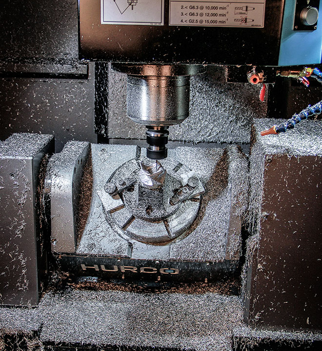 Why 5-axis? The benefits of switching to a 5 axis machine