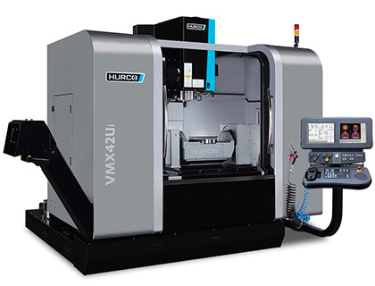 5-Axis CNC Machining Center - Hurco VMX42Ui