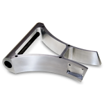 Aerospace 5-Axis CNC Part