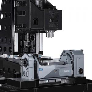 5-axis Traveling Column CNC Machine
