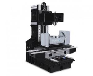 Trunnion Table Machine Frame 5-axis CNC