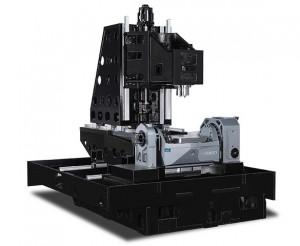 Traveling Column 5-axis CNC Machine Frame