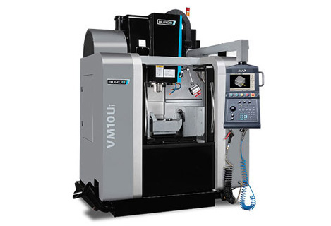 5-Axis Machining Center - Hurco VM10Ui