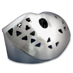 5-Axis CNC Hockey Mask Demo Part